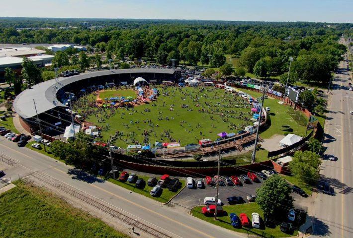 Evansville Music & Food Truck Festival