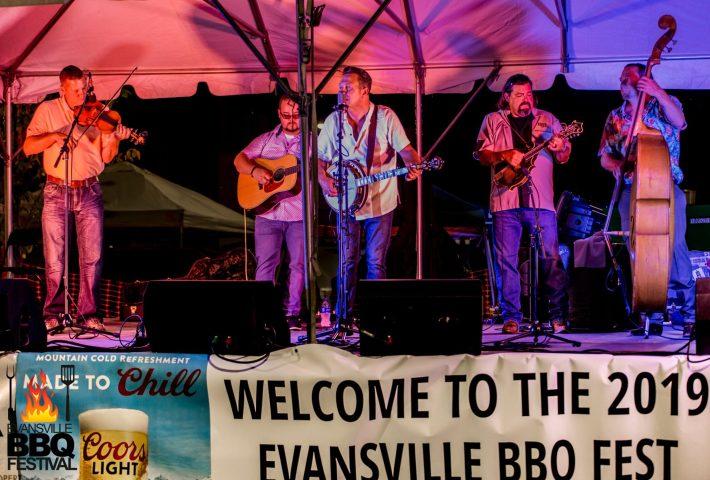 Bluegrass, BBQ and Brew